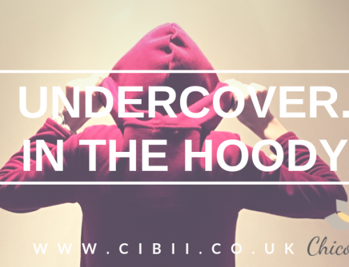 Undercover In The Hoody
