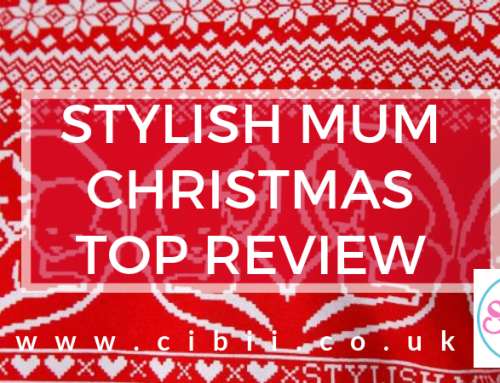 Stylish Mum Christmas Top Review