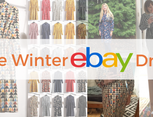 The Winter Ebay Dress