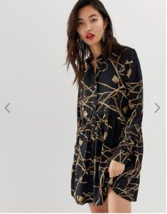 Asos shirt dress