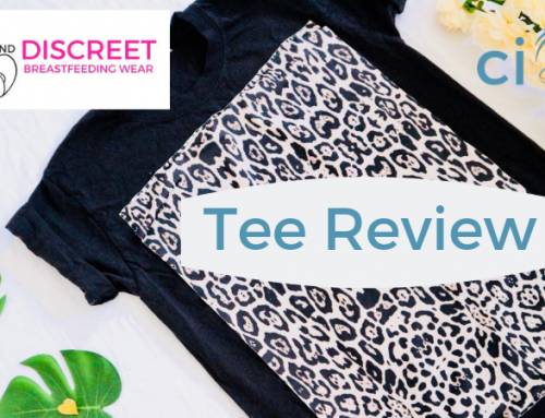 Chic and Discreet Breastfeeding Tee Review