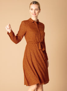 Sainsburys shirt dress