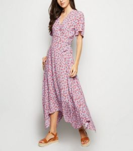 grey-ditsy-floral-hanky-hem-wrap-dress