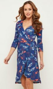joe brown birdy dress