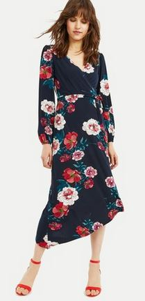Oasis hanky hem dress
