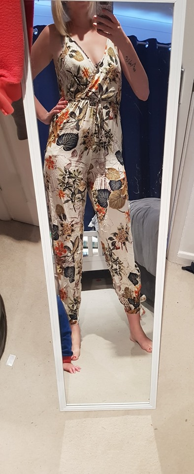 Andrea Glass ebay boho jumpsuit
