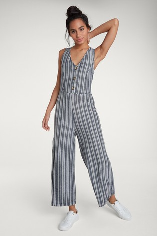 F&F Multi Sleevless Jumpsuit