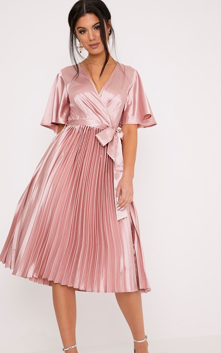 plt dusty dress