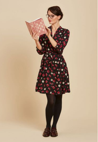 Barbara book dress