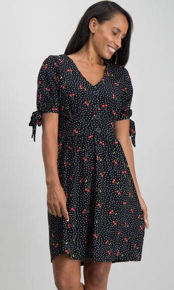 Sainsburys cherry dress