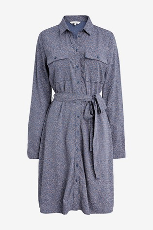 Next purple shirt dress 2