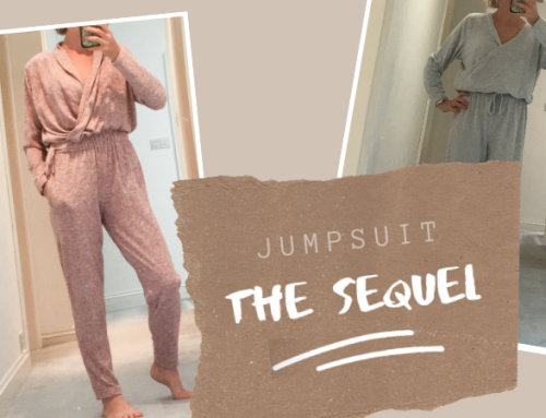 Jumpsuit, The Sequel