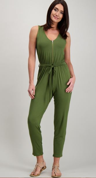 Tu zip jumpsuit