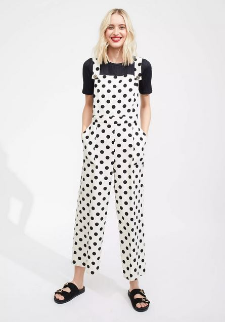 selfridge domino jumpsuit