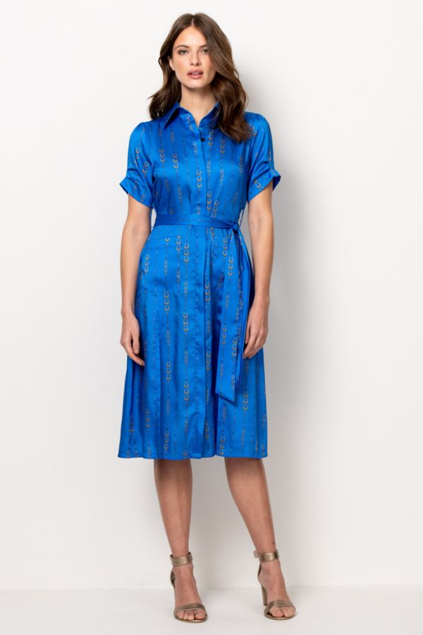 sosandar shirt dress