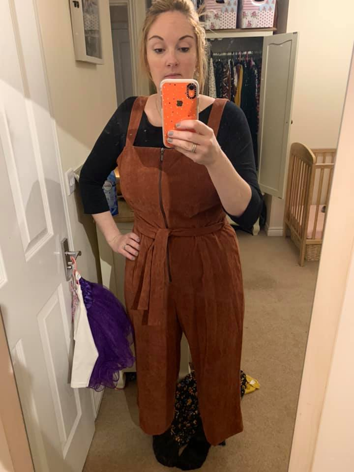 Alice Green george jumpsuit