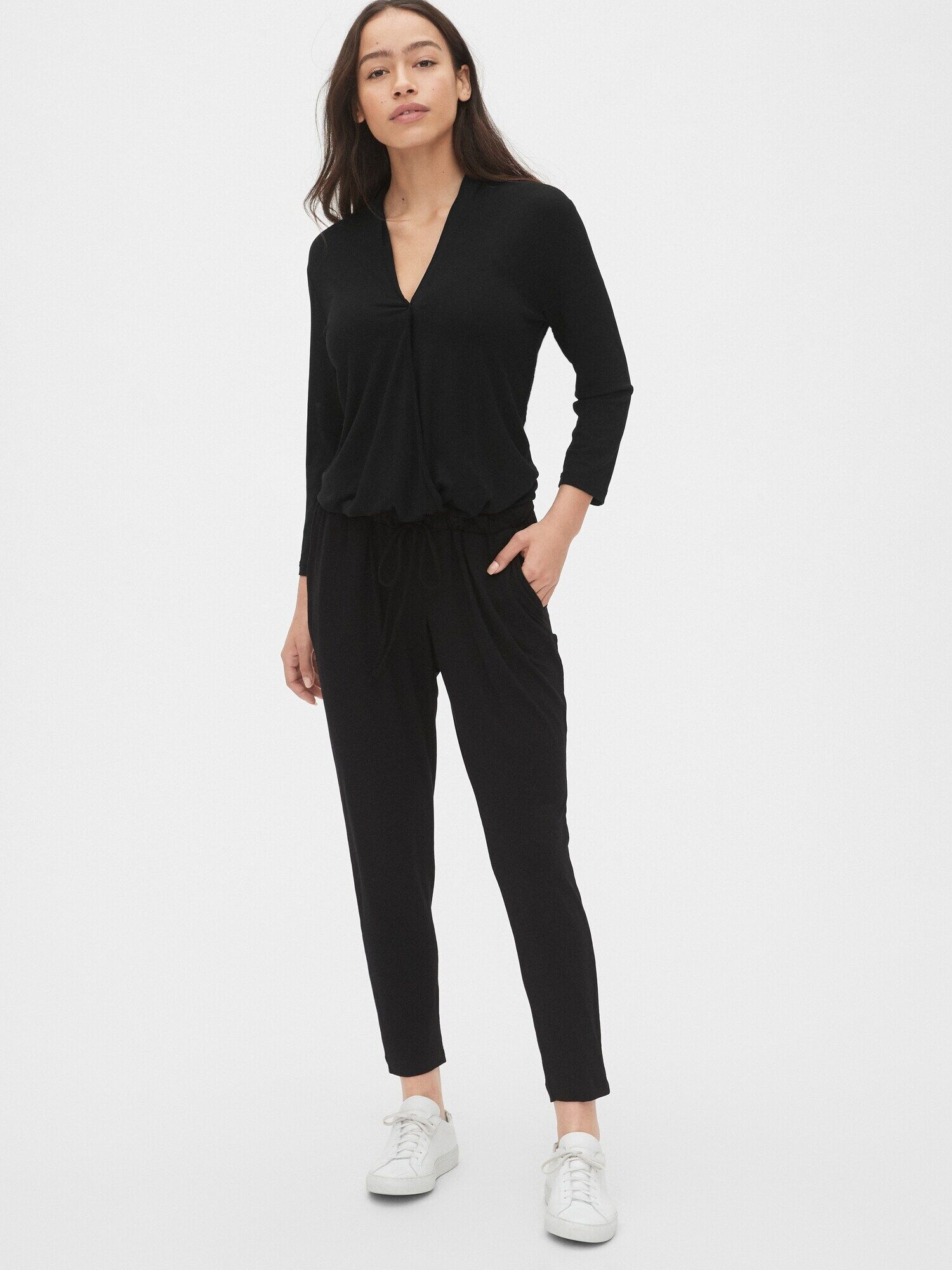 gap maternity jumpsuit