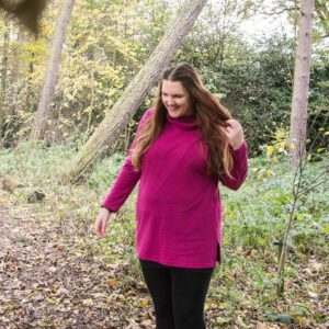 silk fred Lizzie tunic